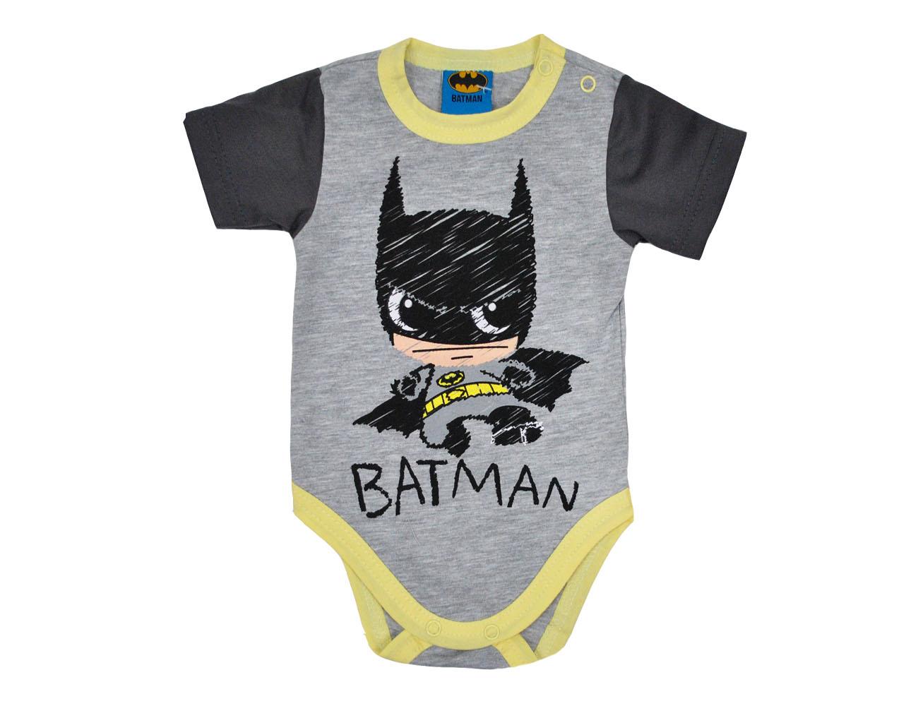 f110ed3b3b9 Kojenecké Body Batman 290 - Oblečenie - MamaMania.sk