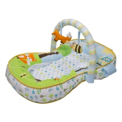 Summer Infant Laid Back Hracia deka s hrazdou