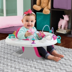 Summer Infant prenosná stolička Super seat 4 in 1 Pink
